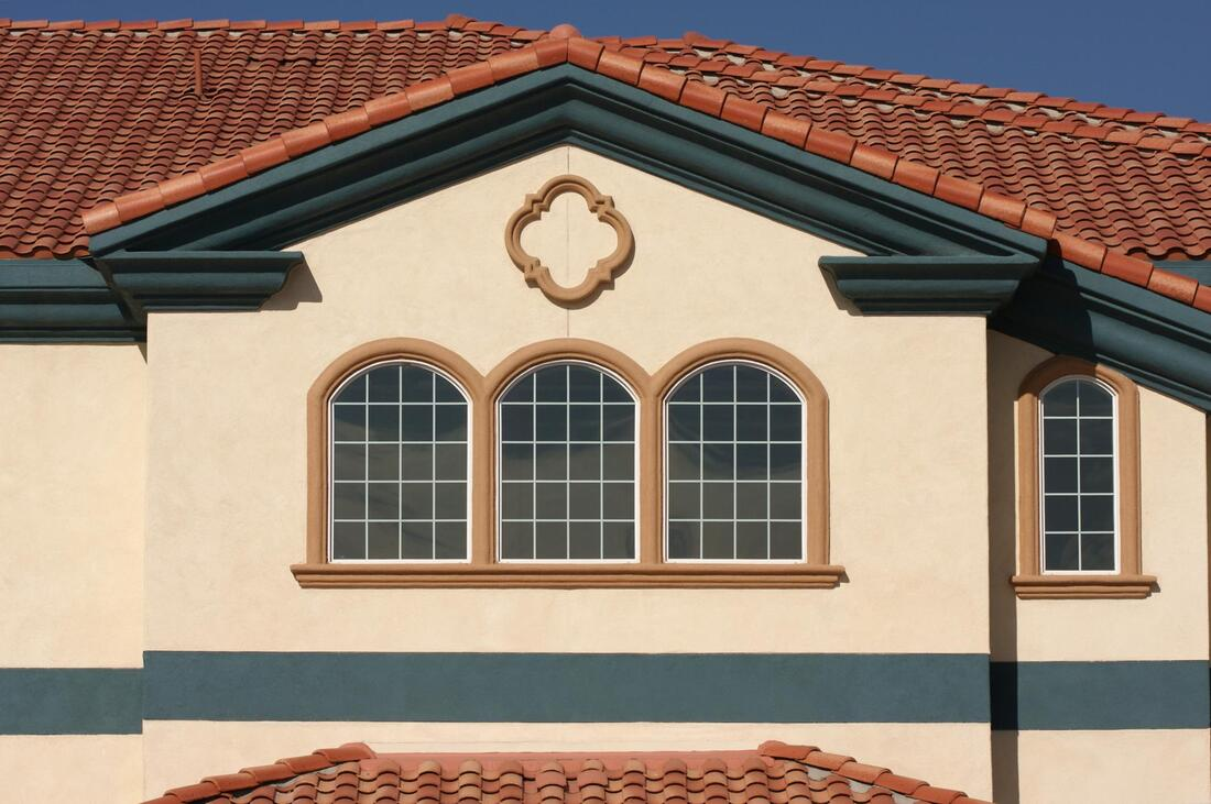 lakeland stucco repair pros completed project of home stucco patching and stucco sealing in plant city, florida.